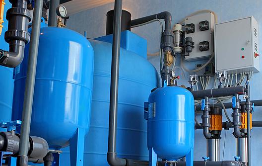 Filtrationspumpen Branche R+W Kupplungen