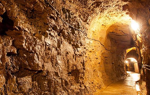 Tunnelbohrmaschinen Branche R+W Kupplungen